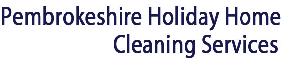 Pembrokeshire Holiday Home Cleaning Services